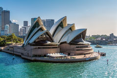Sydney Opera House, Australia Stock Image