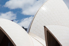 Sydney Opera House Closeup Stock Image