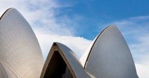 Sydney Opera House - détail Images libres de droits