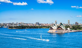 Sydney Opera House by day Royalty Free Stock Images