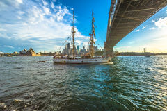 Harbour Bridge Sydney Royalty Free Stock Image