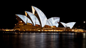 Sydney Opera House - January 20, 2010 Stock Image