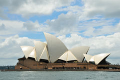 The Sydney Opera House Stock Photos