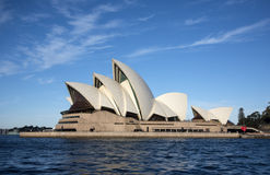 Sydney Opera House Royalty Free Stock Photography
