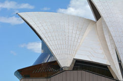 Sydney Opera House New South Wales, Australien Stockfotografie