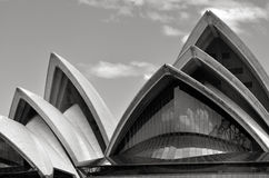 Sydney Opera House New South Wales, Australien Stockbilder