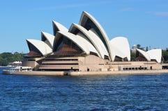 Sydney Opera House. NSW, Australia Stock Image
