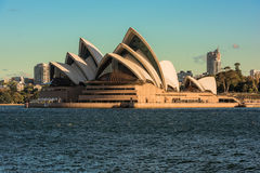 Sydney Opera House NSW Australia. Oct 03,2016 Sydney Opera House is one of the modern building, well known worldwide Royalty Free Stock Images