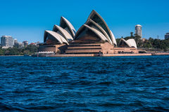 Sydney Opera House. NSW Australia.Sep 26,2016 is one of the modern building, well known worldwide Royalty Free Stock Image