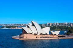 Sydney Opera House. NSW Australia.Sep 26,2016 is one of the modern building, well known worldwide Stock Images