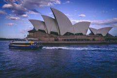 Sydney Opera House stock afbeeldingen
