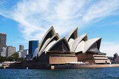 Sydney Opera House Royalty Free Stock Image