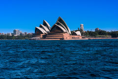 Sydney Opera House. Sep,26,2016.The ,Sydney,Australia is famous art center.Over 10 millions tourists visit Sydney a year Royalty Free Stock Photography