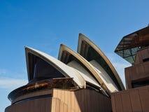 Sydney Opera House Shells, Australie photographie stock libre de droits