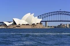 Sydney Opera House, Sydney, Australia Stock Images