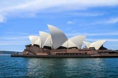 Sydney Opera House in Sydney Stock Photography