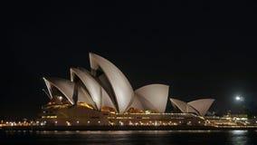 Sydney Opera House, Sydney Australia Fotografia Stock Libera da Diritti