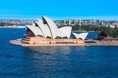 Sydney Opera House Sydney Australia Photos libres de droits