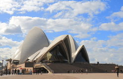 Sydney Opera house Sydney Australia Royalty Free Stock Photo