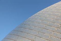 Sydney Opera House Tiles Royalty Free Stock Photo