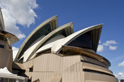 Sydney Opera Sails Arkivfoton