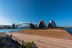 Sydney opera Sydney Australia Zdjęcia Royalty Free