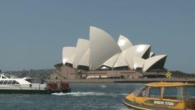 Sydney Opera und Schiffe