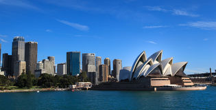 Sydney operahus Arkivbilder