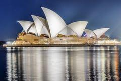 Sydney operahus Arkivfoton