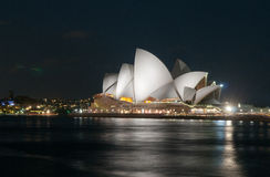 Sydney operahus Royaltyfri Foto