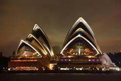 Sydney-Opernhaus Lizenzfreie Stockbilder