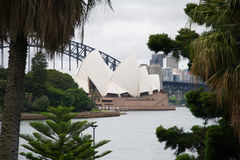 Sydney-Opernhaus Stockfoto