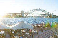 Sydney opery bar, Australia zdjęcie royalty free