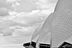 Sydney opery dach Fotografia Stock