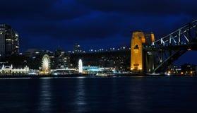 Sydney północy brzeg Obraz Royalty Free