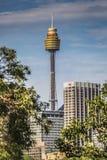 SYDNEY, PAŹDZIERNIK - 27: Sydney wierza na Październiku 27, 2015 w Sydney, Zdjęcie Stock