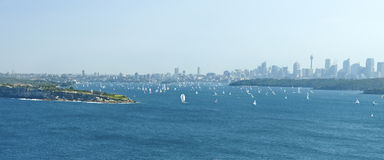 Sydney panorama Royalty Free Stock Photos
