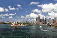 Sydney Panorama Stock Fotografie