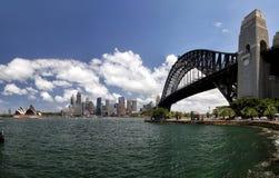 Sydney Panorama royalty-vrije stock foto's