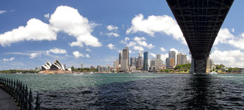 Sydney Panorama Royalty Free Stock Photography