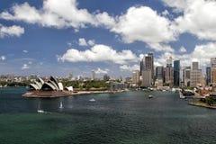 Sydney Panorama Royalty Free Stock Image