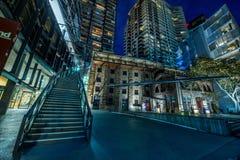 Sydney pejzaż miejski Obraz Stock