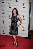 Sydney Penny arrives at the ATAS Daytime Emmy Awards Nominees Reception Stock Photo