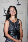 Sydney Penny arrives at the ATAS Daytime Emmy Awards Nominees Reception Royalty Free Stock Photo
