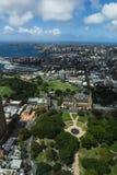 Sydney ptaka widok Zdjęcia Stock