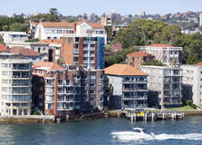 Sydney Residential District Fotos de Stock Royalty Free