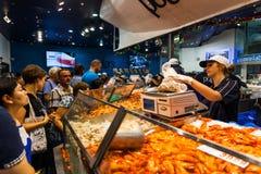 Sydney Rybi rynek Fotografia Stock