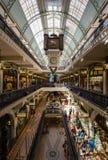 Sydney's Queen Victoria Building Interior Royalty Free Stock Photo