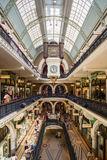 Sydney's Queen Victoria Building Interior Royalty Free Stock Image