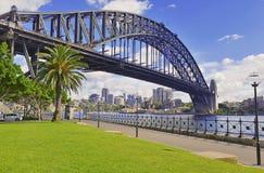 Sydney schronienia most, Australia Obrazy Royalty Free